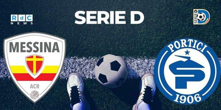 Messina-Portici 0-1