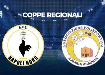 Napoli Nord-Santa Maria Assunta 4-5