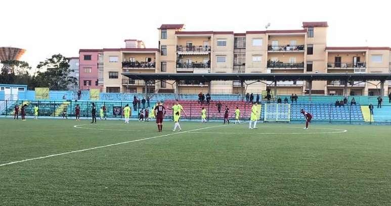 Pomigliano-Nardò 0-1 ph Calcio Pomigliano
