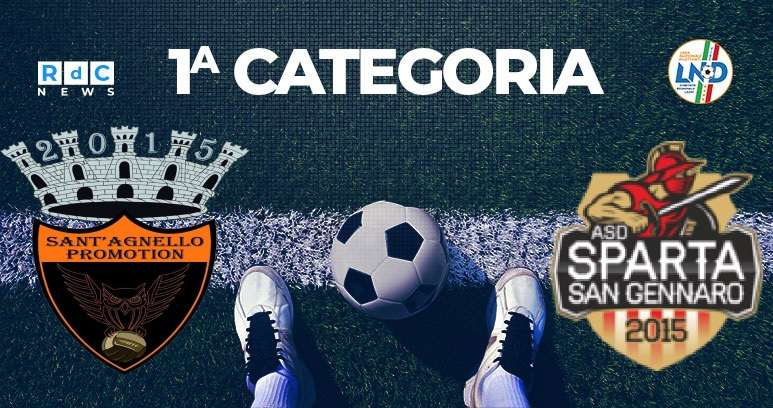 Sant'Agnello Promotion-Sparta San Gennaro 0-0