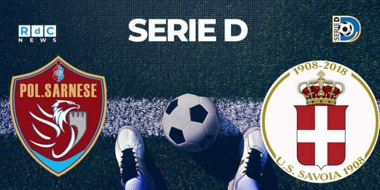 Sarnese-Savoia 0-1