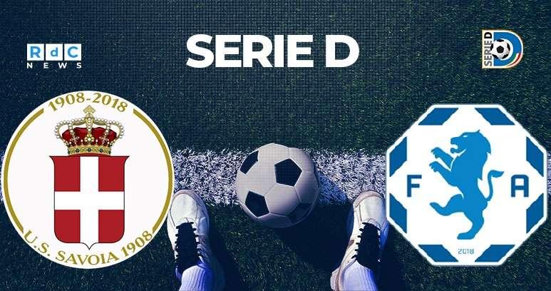 Savoia-Fidelis Andria 0-0 Andata