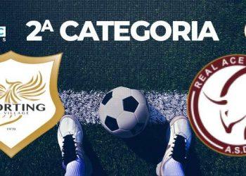 Sporting San Giorgio-Real Acerrana 1-1