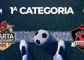 Sparta San Gennaro-Atletico Sorrento 2-1