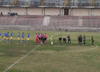 Rione Terra-Sant'Antonio 0-2
