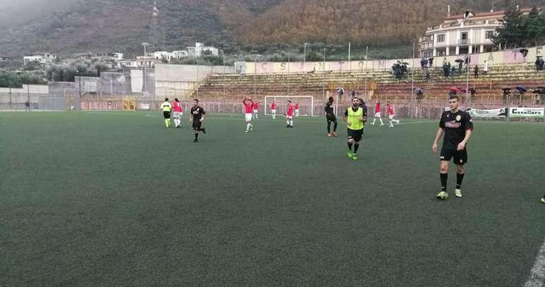 Sant'Antonio Abate-Real Poggiomarino 1-1