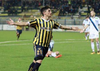 Elia ph Antonio Gargiulo S.S. Juve Stabia