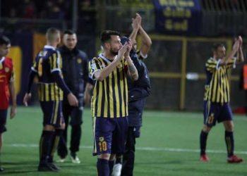 Fine gara ph Antonio Gargiulo S.S. Juve Stabia