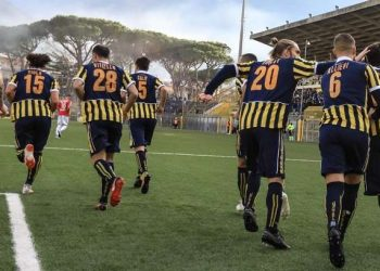 Juve Stabia al Romeo Menti ph Antonio Gargiulo S.S. Juve Stabia