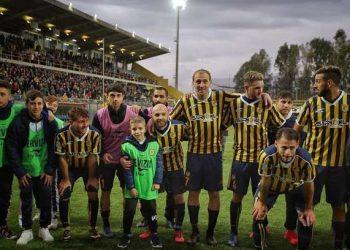 Juve Stabia sotto la Curva Sud ph Antonio Gargiulo S.S. Juve Stabia