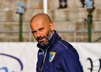 Pasquale Iuliano allenatore Audax Cervinara ph Audax Cervinara Calcio 1935