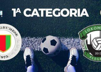 Real Grumese-Lokomotiv Flegrea 1-1