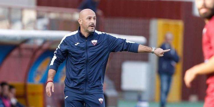 Vincenzo Italiano ph Joe Pappalardo Trapani Calcio