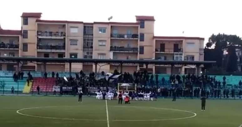 Savoia-Pomigliano 1-0
