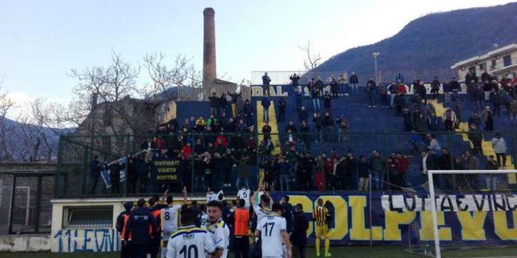 Ph Città di Gragnano, tifosi
