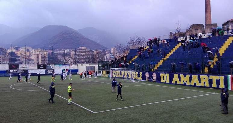 Ph Gragnano, vs Taranto