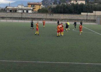 Sant'Antonio Abate-Don Guanella 1-1
