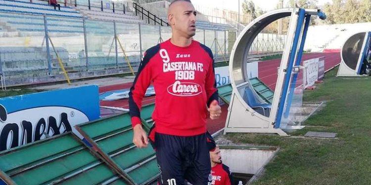 Castaldo ph Casertana F.C.
