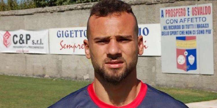 Gianluca D'Auria ph F.C. Francavilla