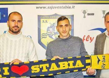 Luca Germoni alla Juve Stabia ph Football Service
