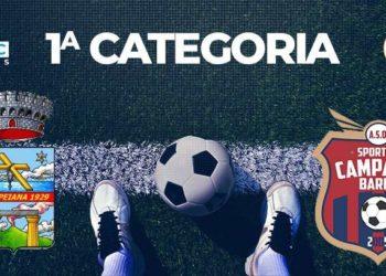 Pompeiana-Sporting Campania 4-4