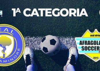 Real Frattaminore-Virtus Afragola 4-1