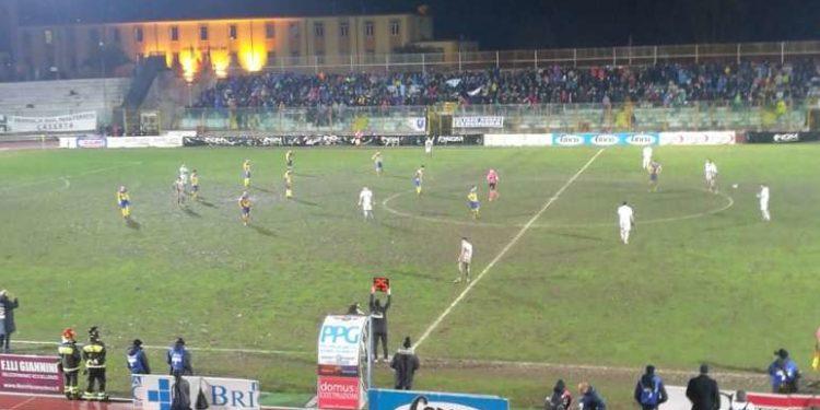 Stadio Pinto Giugliano-Audax Cervinara
