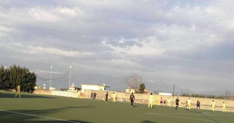 Sant'Antonio Abate-Neapolis 3-0