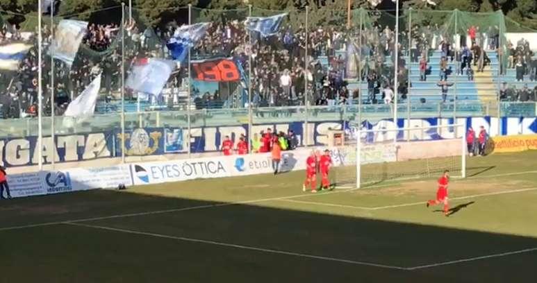 Fidelis Andria-Sorrento 2-1