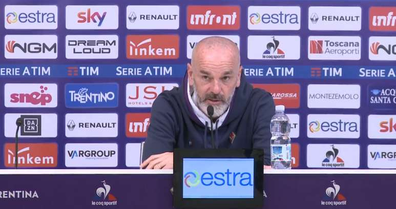 Stefano Pioli, Fiorentina