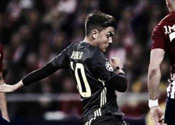 Ph Juventus, vs Atletico Madrid