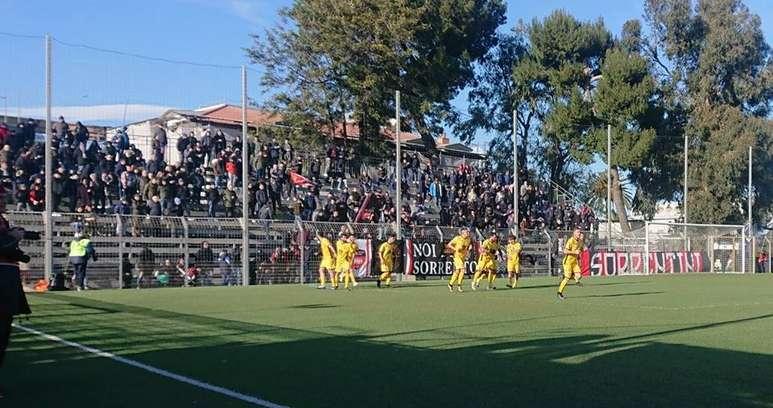 Sorrento-Altamura 1-0