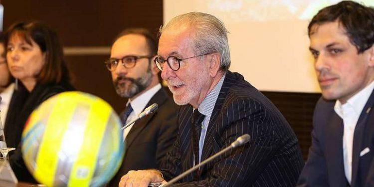 Francesco Ghirelli ph Lega Pro