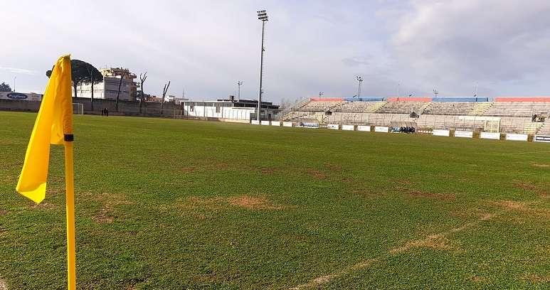 Stadio Luigi Moccia di Afragola ph Afragolese 1944