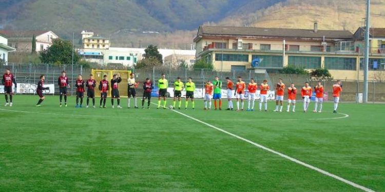 Salernum Baronissi-Poseidon 1-0