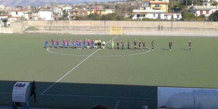 Sant'Antonio Abate-Quartograd 3-1