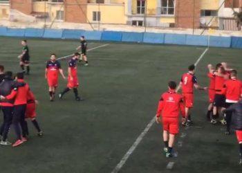 Loggetta-Lokomotiv Flegrea 3-2