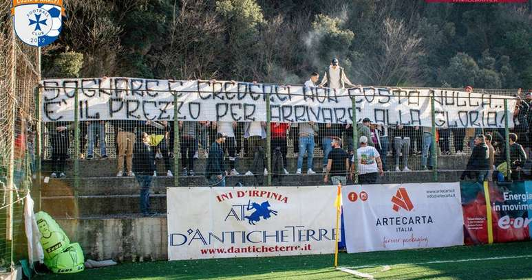 Ph Costa d'Amalfi, tifosi