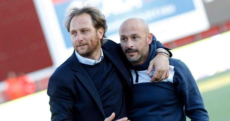Rubino e Italiano ph Joe Pappalardo Trapani Calcio
