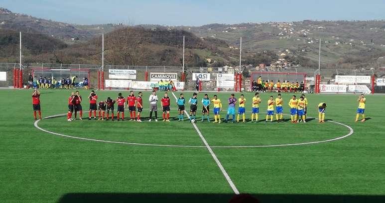 San Tommaso-Scafatese ph Scafatese Calcio 1922
