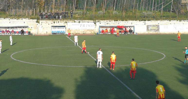 Vico Equense-Sant'Antonio Abate 2-0