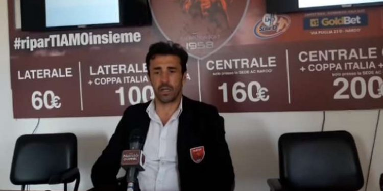 Francesco Bitetto, Nardò