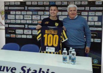 Alessandro Mastalli 100 presenze Juve Stabia ph Il Resto del Calcio