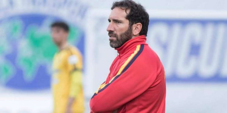 Caserta allenatore Juve Stabia ph Cristian Costantino