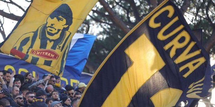 Curva Sud Juve Stabia ph Antonio Gargiulo S.S. Juve Stabia