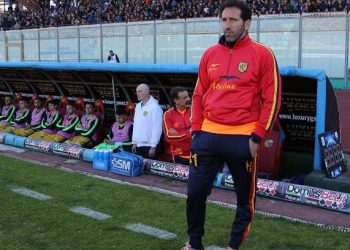 Fabio Caserta all. Juve Stabia ph Giuseppe Sergi