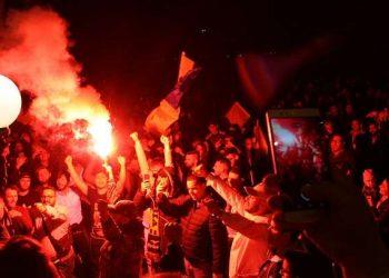 Juve Stabia la notte della B ph Il Resto del Calcio