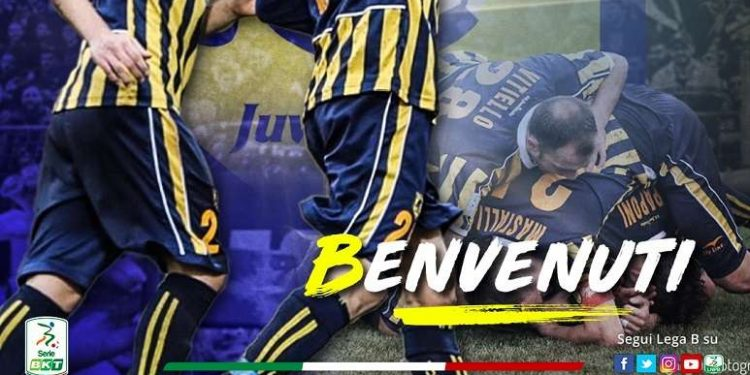 La Lega B dà il bentornato alla Juve Stabia ph Antonio Gargiulo