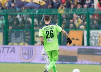 Paolo Branduani Juve Stabia ph Cristian Costantino