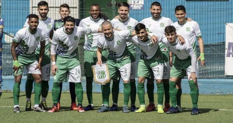 Ph Afro Napoli, la squadra